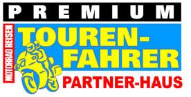 Tourenfahrer-Partnerhaus seit über 10 Jahren